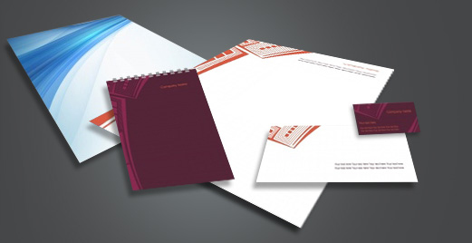 2-Color Stationery